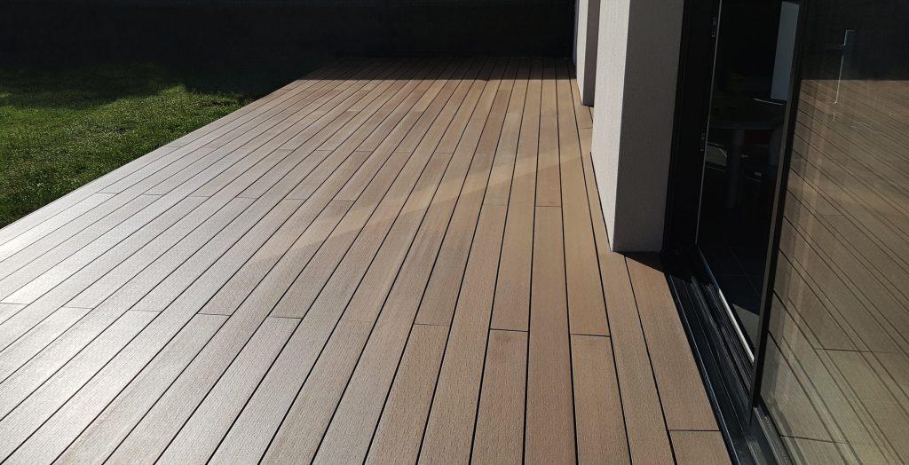 Terrasse bois composite Neowood
